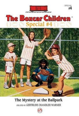 The Mystery at the Ballpark - eBook  -     By: Gertrude Chandler Warner     Illustrated By: Charles Tang
