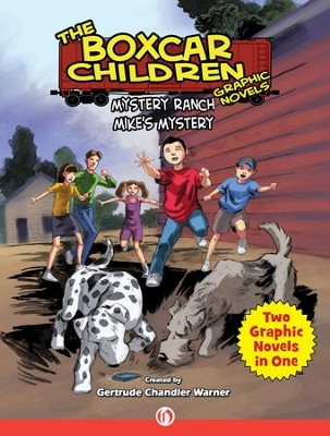 Mystery Ranch & Mike's Mystery - eBook  -     By: Gertrude Chandler Warner     Illustrated By: Mike Dubisch, Christopher E. Long