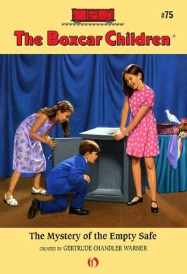 The Mystery of the Empty Safe - eBook  -     By: Gertrude Chandler Warner     Illustrated By: Charles Tang