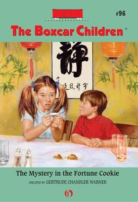 The Mystery in the Fortune Cookie - eBook  -     By: Gertrude Chandler Warner     Illustrated By: Hodges Soileau