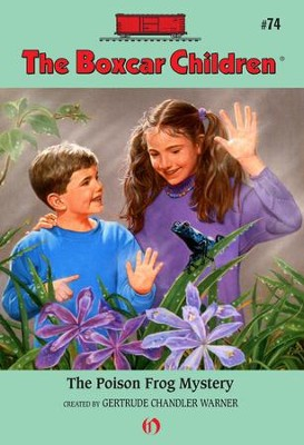 The Poison Frog Mystery - eBook  -     By: Gertrude Chandler Warner     Illustrated By: Charles Tang