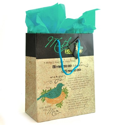 Mothers Love Gift Bag, Medium  -