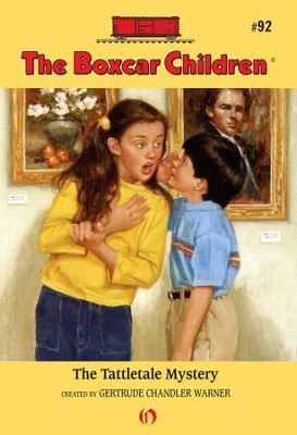 The Tattletale Mystery - eBook  -     By: Gertrude Chandler Warner     Illustrated By: Hodges Soileau