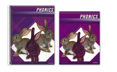 Plaid Phonics Grade K Homeschool Bundle (2011 Copyright)  -