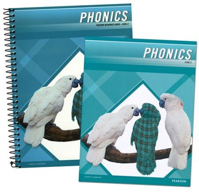 Plaid Phonics Level E Homeschool Bundle (2011  Copyright)  -