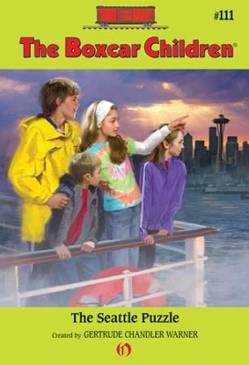 The Seattle Puzzle - eBook  -     By: Gertrude Chandler Warner     Illustrated By: Robert Papp