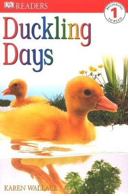 DK Readers, Level 1: Duckling Days   -     By: Karen Wallace