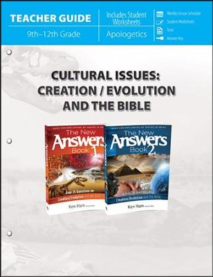 Cultural Issues: Creation/Evolution and the Bible (Teacher Guide)  -     By: Tom Derosa, Carolyn Reeves