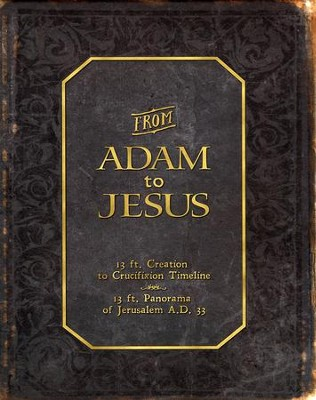 From Adam to Jesus  -