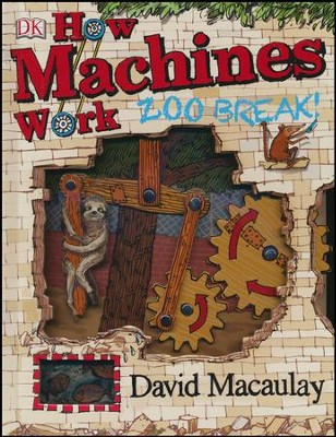 How Machines Work: Zoo Break!  -