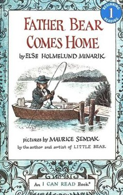 Father Bear Come Home, An I Can Read Book, Softcover   -     By: Else Holmelund Minarik