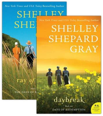 The Days of Redemption Series, Volumes 1 & 2  -