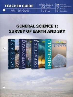 General Science 1 Teacher Guide  -