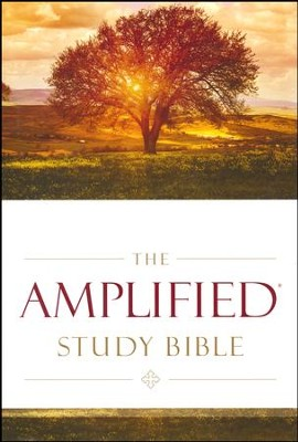 Amplified Study Bible, Hardcover  -