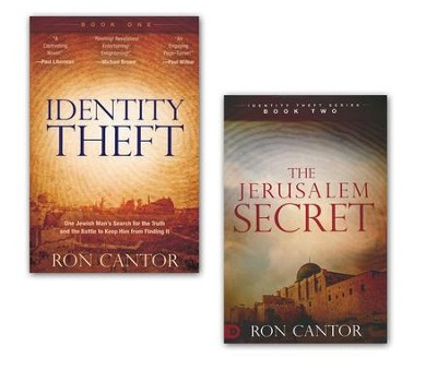 Identity Theft Series, Volumes 1 & 2  -     By: Ron Cantor