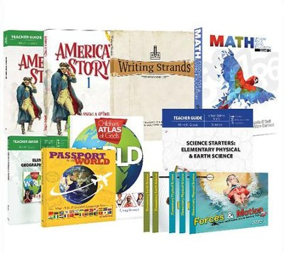 Master Books 3rd Grade Curriculum Kit  -