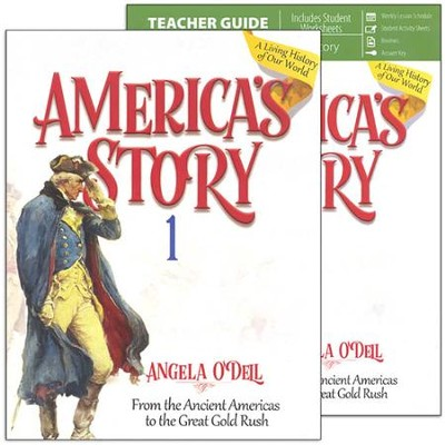 America's Story Volume 1 Set   -     By: Angela O'Dell