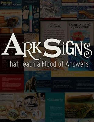 Ark Signs: That Teach a Flood of Answers  -