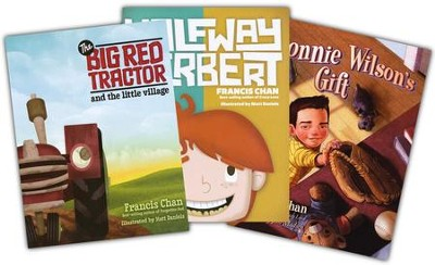 Francis Chan Children's Books, 3 Volumes  -     By: Francis Chan