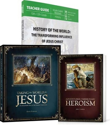 History of the World Package   -     By: Kevin Swanson, John Lambert