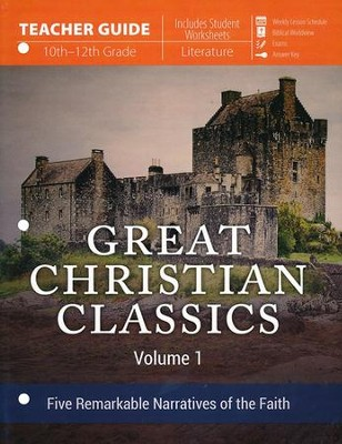 Great Christian Classics Set: Five Remarkable Narratives of the Faith  -     By: Kevin Swanson