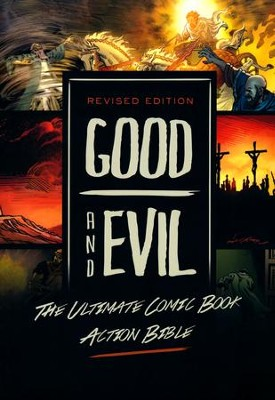 Good and Evil: The Bible As Graphic Novel   -     By: Michael Pearl