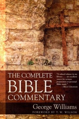 The Complete Bible Commentary  -     By: George Williams