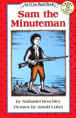 Sam the Minuteman   -     By: Nathaniel Benchley