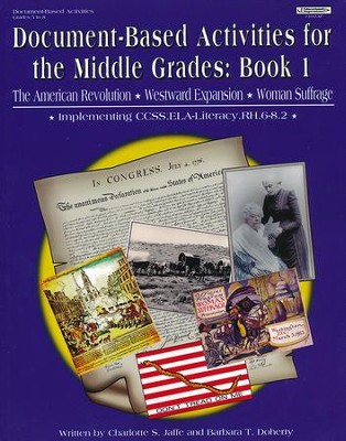 U.S. History Document-Based Activities                                               -     By: Charlotte Jaffe, Barbara T. Doherty