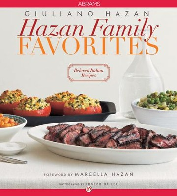 Hazan Family Favorites: Beloved Italian Recipes - eBook  -     By: Giuliano Hazan