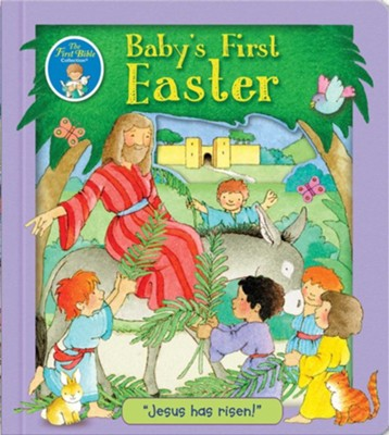 Baby's First Easter  -     By: Lori C. Froeb     Illustrated By: Moira MacLean