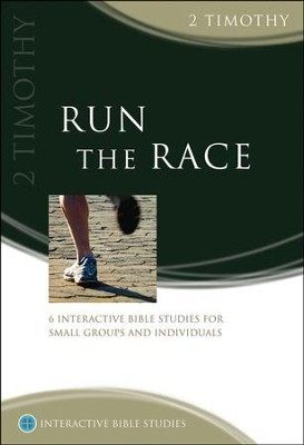 Run The Race (2 Timothy)  -     By: Bryson Smith