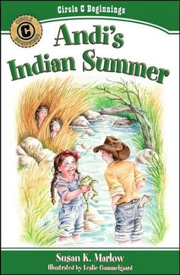 #2: Andi's Indian Summer  -     By: Susan Marlow