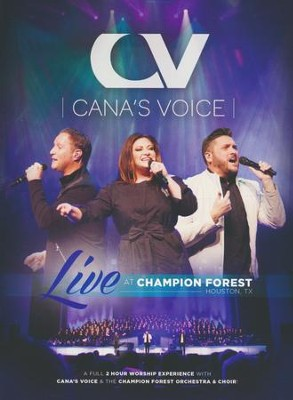 Cana's Voice Live at Champion Forest   -     By: Cana's Voice
