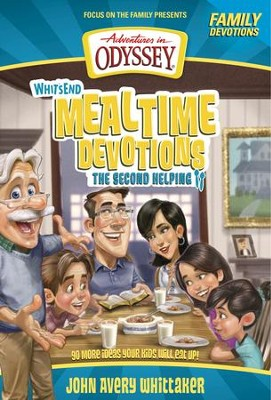 Whit's End Mealtime Devotions: The Second Helping - eBook  -     By: Crystal Bowman