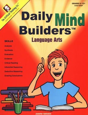 Daily Mind Builders: Language Arts   -     By: Jennifer Gottstein