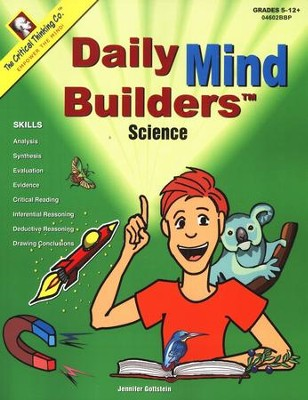 Daily Mind Builders: Science   -