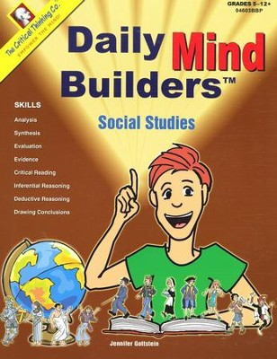 Daily Mind Builders: Social Studies   -     By: Jennifer Gottstein