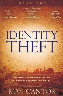 Identity Theft    -     By: Ron Cantor