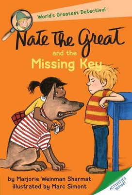 Nate the Great and the Missing Key - eBook  -     By: Marjorie Weinman Sharmat