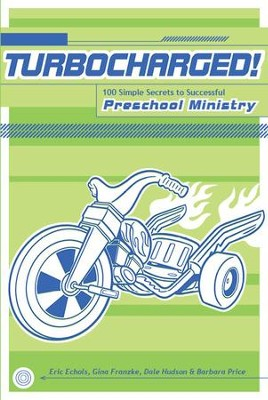 100 Best Ideas to Turbocharge Your Preschool Ministry - eBook  -     By: Group