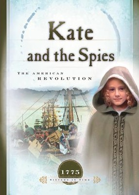 Kate and the Spies: The American Revolution - eBook  -