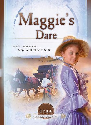 Maggie's Dare: The Great Awakening - eBook  -     By: Norma Jean Lutz
