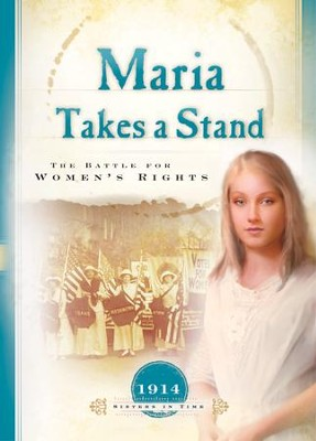 Maria Takes a Stand: The Battle for Women's Rights - eBook  -