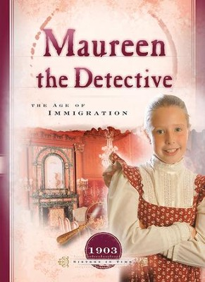 Maureen the Detective: The Age of Immigration - eBook  -     By: Veda Boyd Jones
