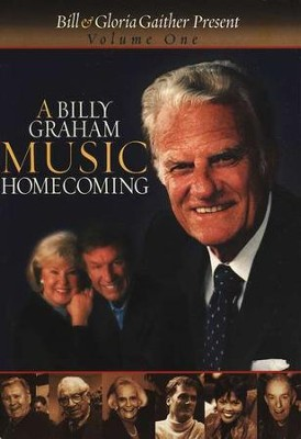 Bill Gaither Presents: A Billy Graham Tribute, DVD   -     By: Bill Gaither, Gloria Gaither, Homecoming Friends