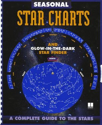 Seasonal Star Chart Book  ChristianbookCom
