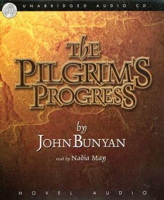 The Pilgrims Progress - Audiobook on CD   -     By: John Bunyan