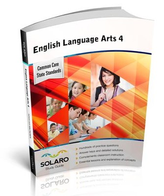 Solaro Study Guide English Language Arts 4  -