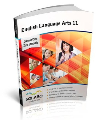 Solaro Study Guide English Language Arts 11  -